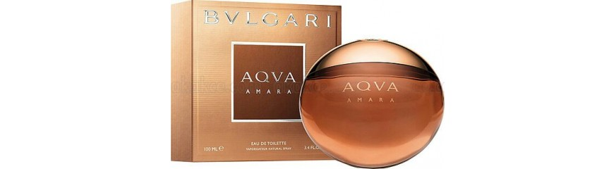 Aqva Amara by Bvlgari for Men - Eau de Toilette, 100ml