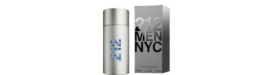 212 Men by Carolina Herrera For Men - Eau de Toilette, 100ml